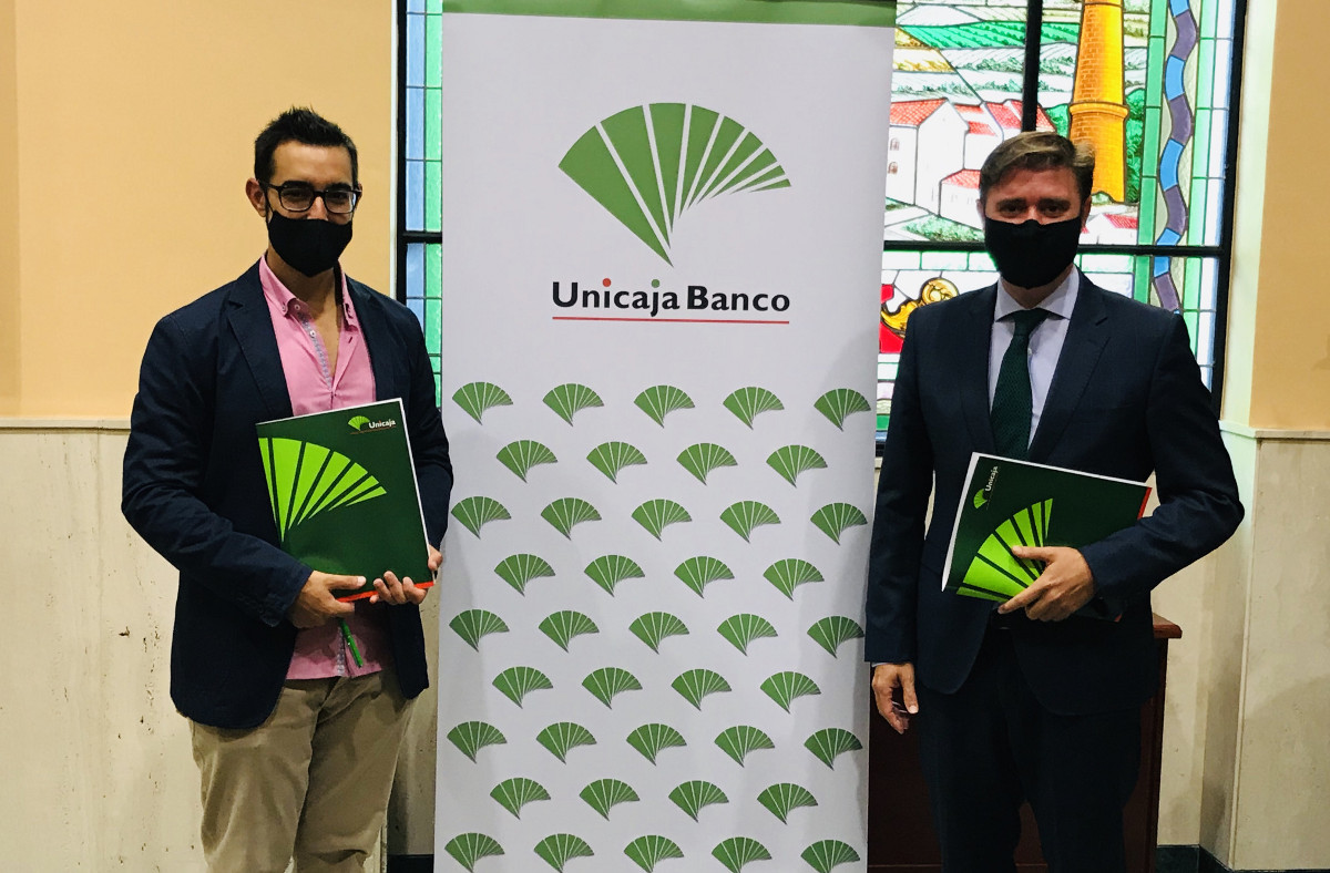 Unicaja Banco renews its agreement with Antequera businesses members of ACIA to boost their activities and to provide support to face the COVID-19