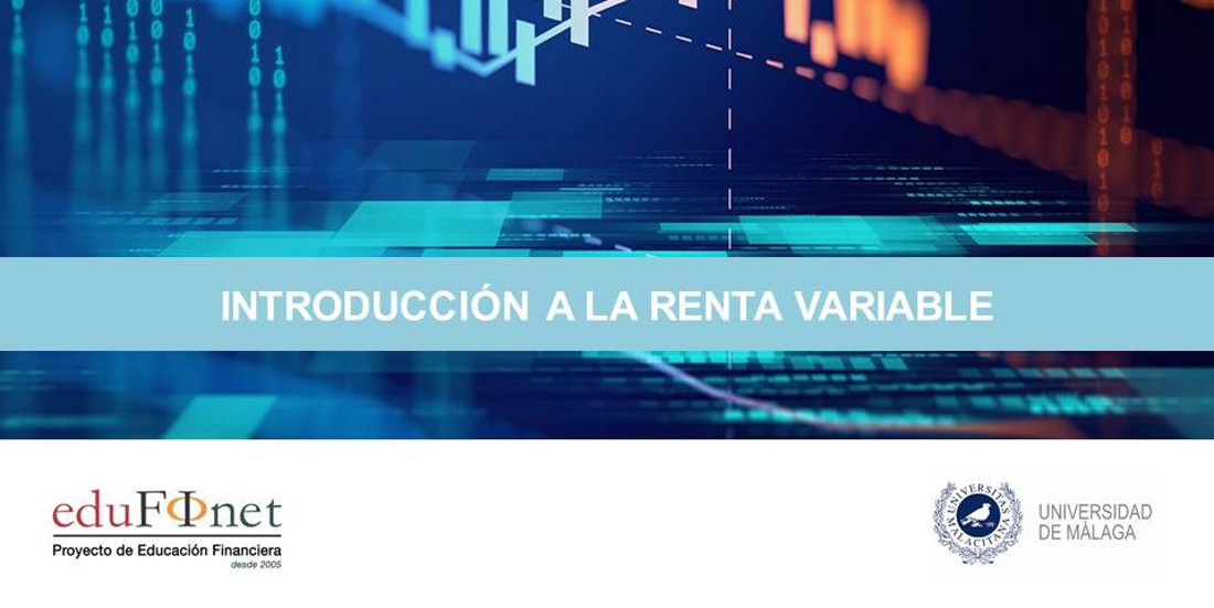 Unicaja's Edufinet Project gives an online workshop to teach students of the University of Malaga how to trade in the stock market