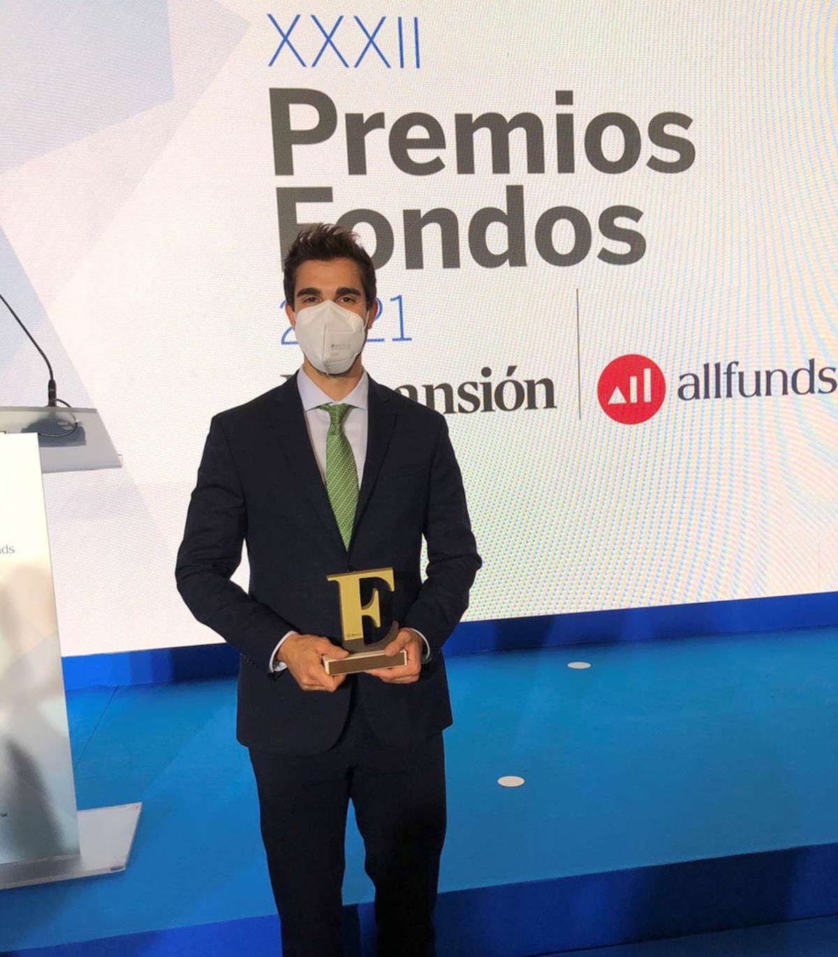 Unicorp Patrimonio wins the Expansión-Allfunds competition for the best conservative portfolio